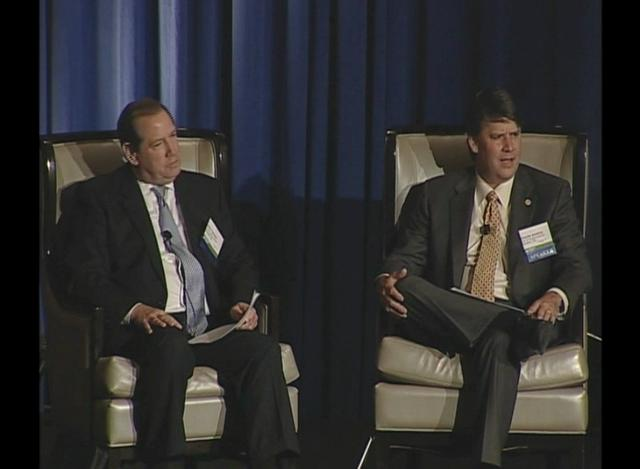 Economic Forecast 2012 &mdash; Port of Houston with Charlie Jenkins and John Talhelm