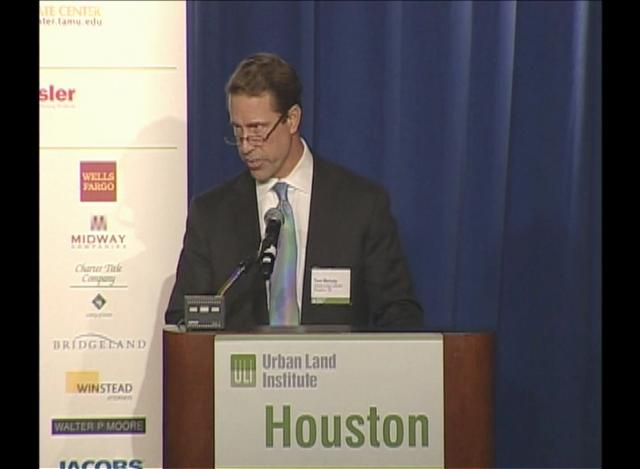 Economic Forecast 2012 - Introduction by Tom Melody,  Jones Lang LaSalle