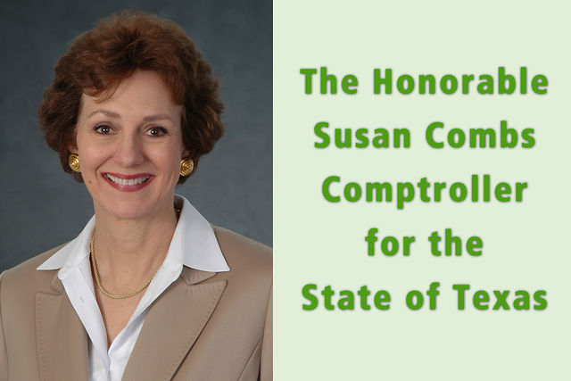 Economic Forecast 2012—Texas Comptroller Susan Combs