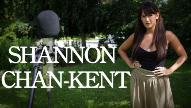 Shannon Chan-kent - Wallpaper