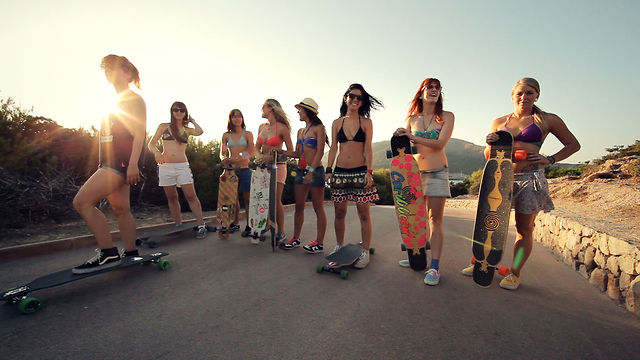Longboard Girls Crew Spain Roadtrip – Episode 2