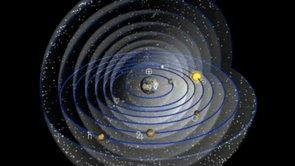 Simulaci�n del Universo de Ptolomeo