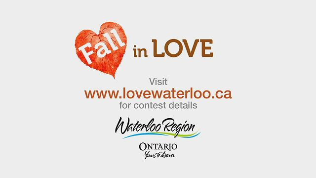 'Fall in Love' Waterloo, Ontario
