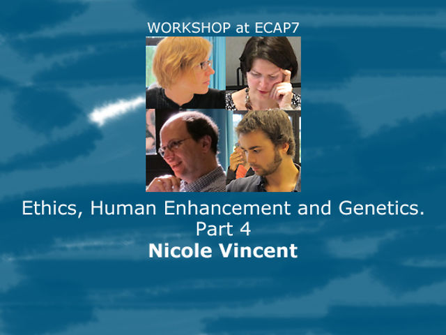 ethics in human enhancement Ethics of human enhancement: an executive summary [book review] about us editorial team.