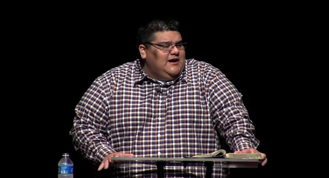 "11.27.2011 / ""Jesus Is On The Scene"" - Pastor Ray Vela"