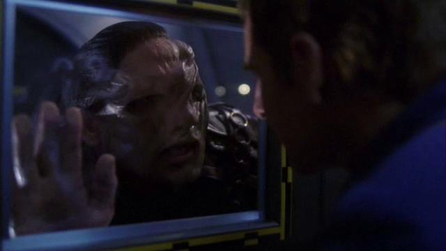 "DL 10 ""Star Trek Philosophy"" Trek Nation: Director's Log - DELETED SCENE"