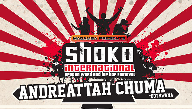 SHOKO! Festival Concert: Andreattah Chuma &amp; The Essence (Botswana)