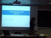 Yvonne Bindi - L'usabilità delle parole - ParoleAgili