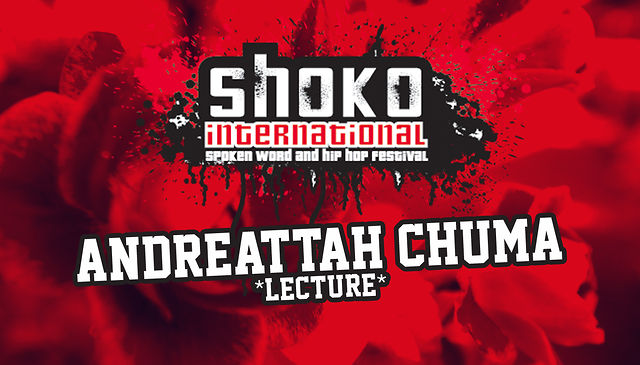 SHOKO! Festival Lecture: Andreattah Chuma (Botswana)