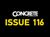 Concrete Skateboarding - Issue 116 Commercial