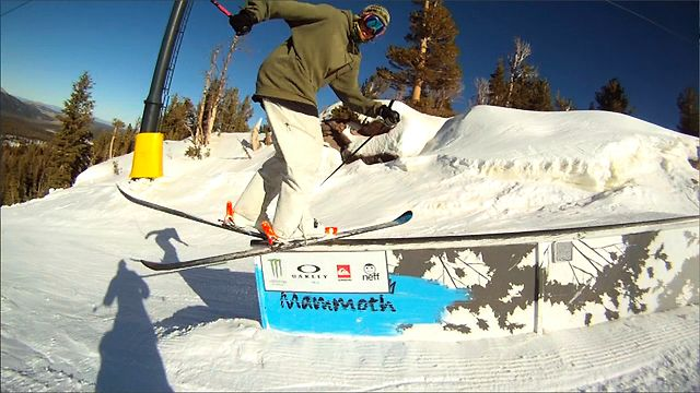 Unofficial Mammoth Conditions Report | Sunny! | December 9th, 2011