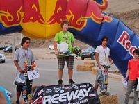 FOR EXTREME DH CUP - Presentado por Sector 9 / La Herradura 2011