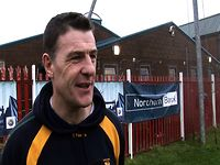 Enda Gormley Interview - Glen v St Eunan's