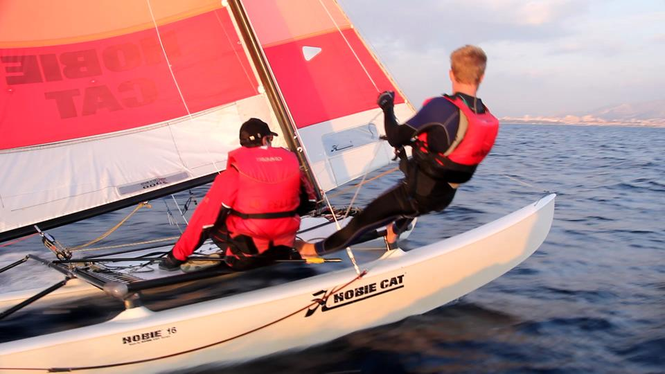 Hobie Cat Sailing Youtube