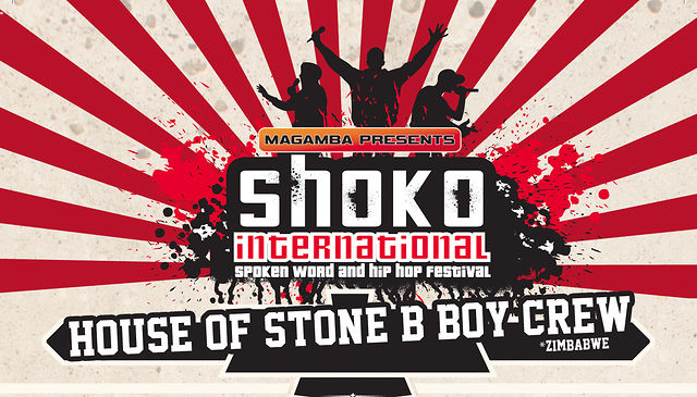 SHOKO! Festival Concert: House of Stone B-Boy Crew (Zimbabwe)