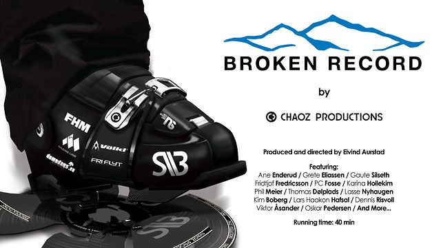 Broken Record by Chaoz Productions - Official free film