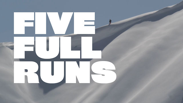 'Five Full Runs' for Retallack : The Movie