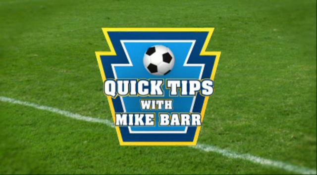 Quick Tips: Basic Dribbling