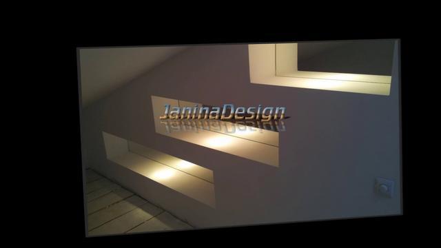 amenajari mansarde poduri case design gips carton. Black Bedroom Furniture Sets. Home Design Ideas