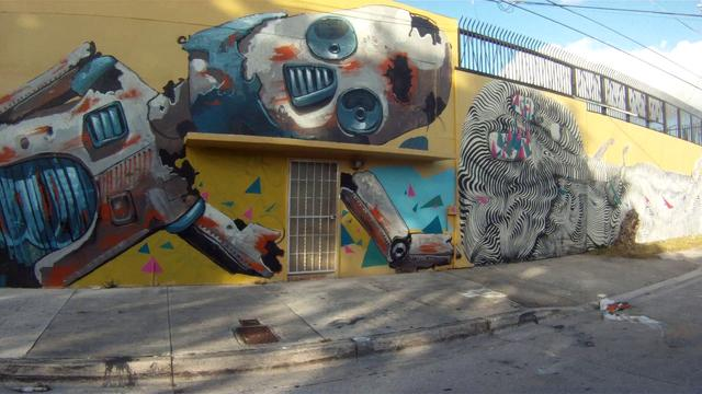 Art Basel Miami Wynwood Madness