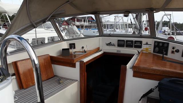 Hallberg Rassy 42 Sailing Yacht