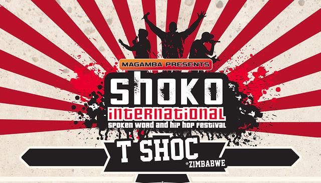 SHOKO! Festival Concert: T.Shoc (Zimbabwe) ft. UpMost