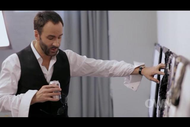 Video | Tom Ford on OWN Network