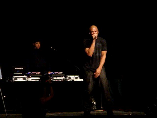 "The KING DMC performs ""Mary Mary"" live at LACMA"