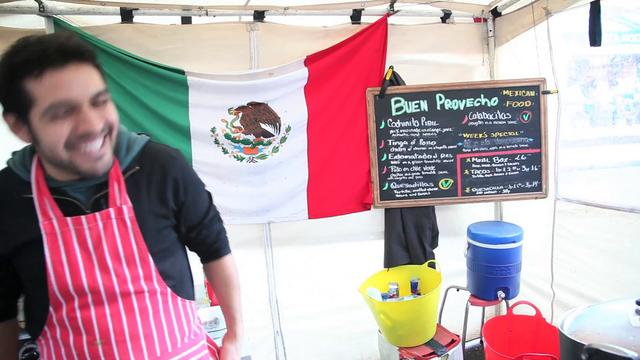 M is for Mexico: an A to Z of World Foods of London