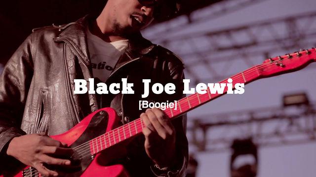 [live tv] #051 Pt. 1-2 Black Joe Lewis - Boogie