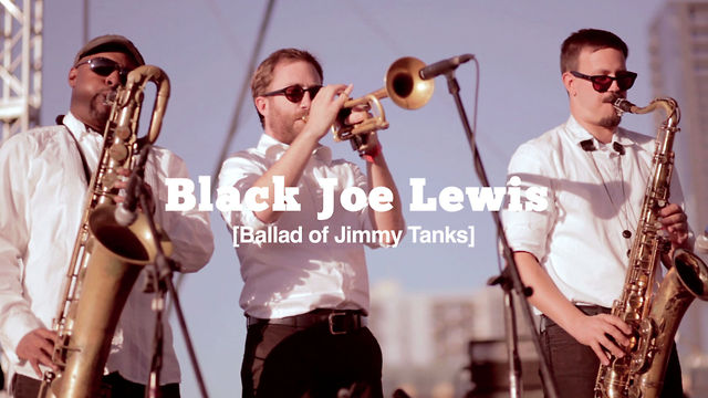 [live tv] #051 Pt. 2-2 Black Joe Lewis - Ballad of Jimmy Tanks