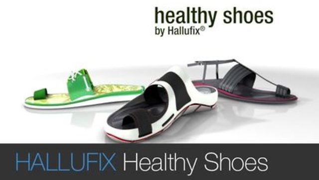 Hallufix Healthy shoes