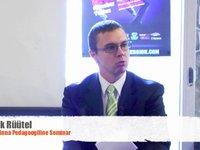 II paneeldiskussioon mobiilse noorsootöö seminarilt. (2011)