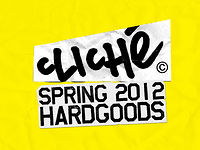 Cliché Spring 12 hardgoods video