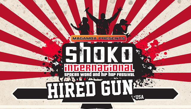 SHOKO! Festival Concert: Hired Gun (USA)