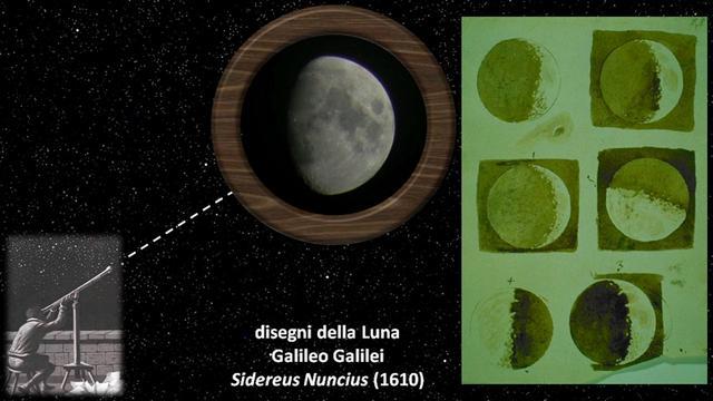 Galileo, messaggero delle stelle