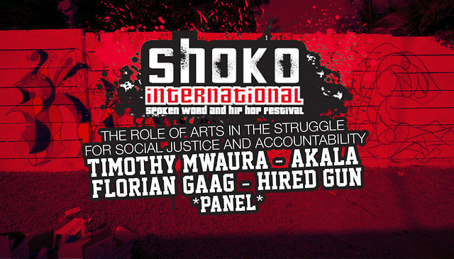 SHOKO! Festival Panel: The Role of Arts in the Struggle for Social Justice & Accountability