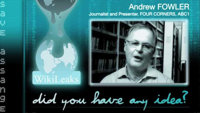 DID YOU HAVE ANY IDEA? - with Andrew FOWLER