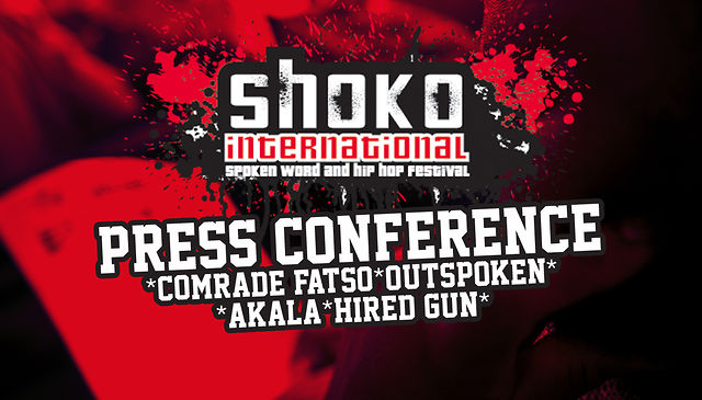 SHOKO! Festival Press Conference- Opening Day (Zimbabwe)