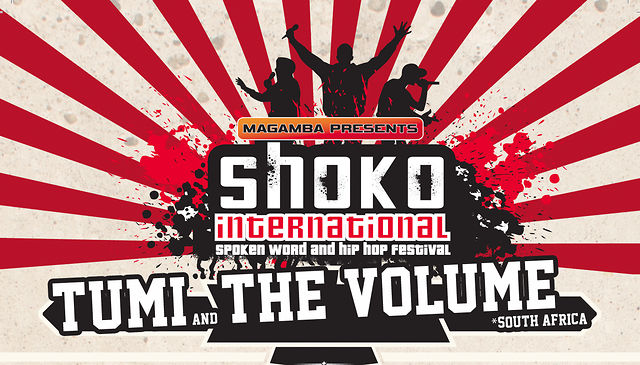 SHOKO! Festival Concert: Tumi &amp; The Volume (SA)