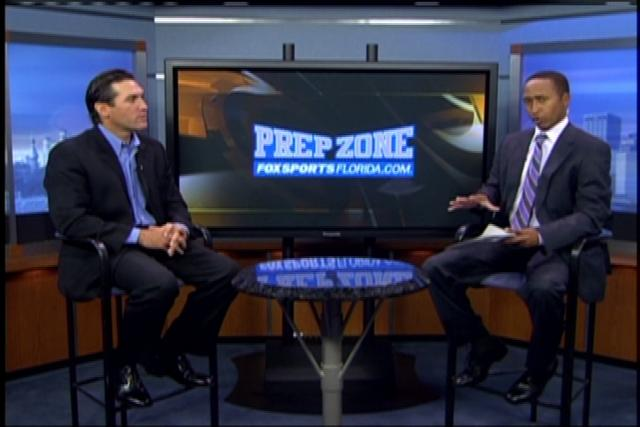 Dave and John Kaleo Talking Prep Zone