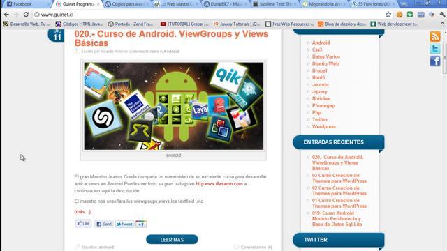 WordPress - Hacer un theme para WordPress 04