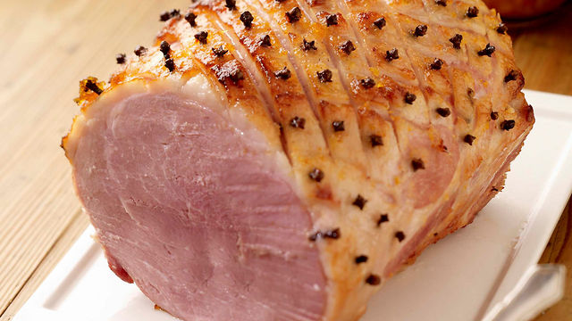 Christmas Baked Ham