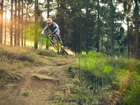 Honza Vacek - Ninja DH session - TEASER
