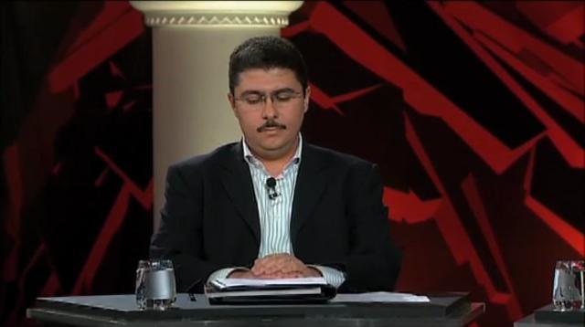 S08E02 - President Assad - the debate