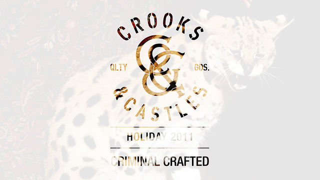 Crooks & Castles Holiday 2011 Collection: Video Look Book