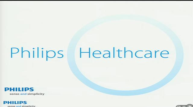 Philips healthcare logo