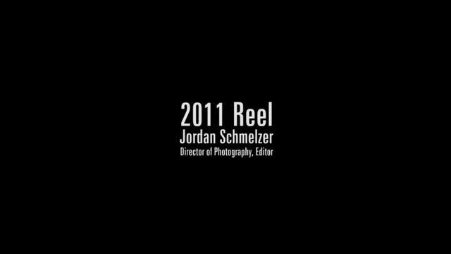 Jordan Schmelzer 2011 Demo Reel