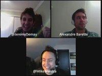 MIKE WARD SOUS ÉCOUTE #12 (Alex Barrette, Jérémy Demay)