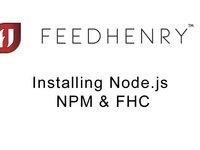 Installing FHC